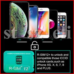RSIM12+ RSim12+ R sim12+ R SIM 12+ RSIM 12+ R-Sim 12+ unlock card IOS 12.2 ios12.3 pop-up menu Updated Auto unlocking sim card