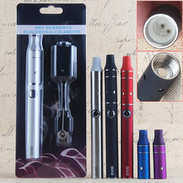 Evod 900mah Mini AGO dab pen kits electronic cigarettes wax vape pen Kit dry herbal vaporizer dry herb e cigs e cigarette starter kits
