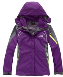 THENORTHFACE Women outdoor sports jackets Autumn   Winter warm ski clothing   windproof and waterproof mountaineering jacket