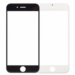 For iphone 7 PLus Outer Glass Lens Replacement For iphone6 6s Front Glass for iphone 6plus Touch Panels 5S SE 5G