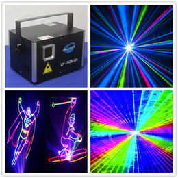 3W RGB laser light scanning laser galvo laser 45Kpps analog laser concert lighting stage lighting TV show lighting