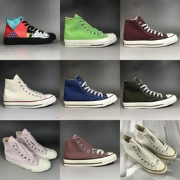 2019 New chuck all star CNY high designer mens casual shoes UNDFTD Chuck 70 OX Canvas 1970s Skateboard Sneakers size eur 35-45