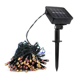 Edison2011 Waterproof LED Solar String Light 8 Modes 12M 22M Solar Fairy String Christmas Light Outdoor Garden Wedding Decoration Holiday
