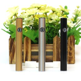 Amigo Max Preheat Battery 380mAh Variable Voltage Bottom Charge 510 Vape Pen For Thick Oil Cartridge Authentic