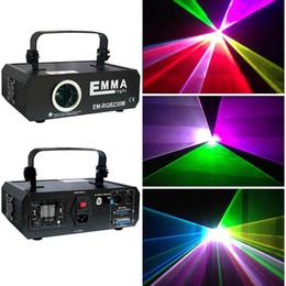 New 1000mW 1W ilda RGB Full Color Animation Laser Projector Stage Light ILDA DMX
