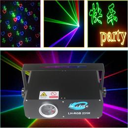 ILDA 1w rgb laser light , 1 watt RGB laser projector, 1000mw full color laser lighting for dj disco club Christmas