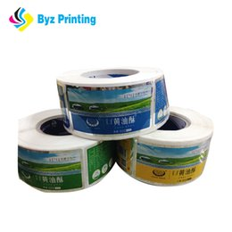 2019 Factory price with high quality for custom food packaging brand label