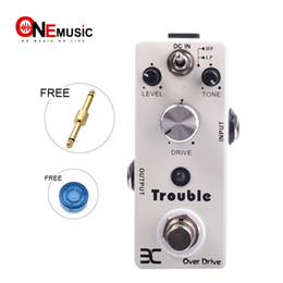 Eno Micro Guitar Effect Pedal DSO-2 Trouble Obsessive Compulsive Over Drive Compact Small Size True bypass Brand New MU0131