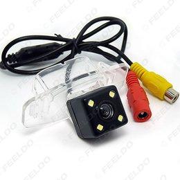 Special Car Rear View Cameras with LED Light for Honda Accord Civic Car Reversing Camera #4028