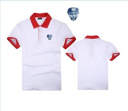 free shipping Stand Collar polo t shirt UNKUT hot mens high quality hip hop fashion New style