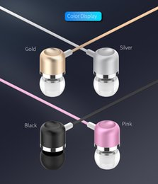 Langsdom J11 Metal Earphone with Mic 3.5mm In-ear Hifi Headset Super Bass Earphones Earbuds for phone xiaomi Huawei Samsung mp3