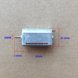 Brand new and original Mabuchi 180 micro DC motor 9V 12V precious metal brush motor FF-180SH shaver motor~