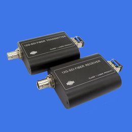 12G 6G 3G HD SD- SDI over Fiber Transceiver High Quality and Freeshipping NO Minimum Order limit