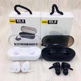 TWS03 Touch Control Sports In Ear Earbuds TWS Wireless Bluetooth 5.0 Earphones With Charger Box Gaming Stereo Music Headsets Headphones