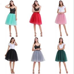 Rockabilly White Black Short Tulle Wedding Bridal Petticoat Crinoline Woman Tutu Skirt Wedding Accessories jupon mariage CPA1845
