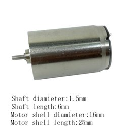 1625 Swiss Motor High Quality replacement Tattoo motor Eyebrow Tattoo Machine Gun DC Motor 5V shader liner