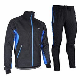 Winter Long Sleeves Cycling Jerseys Bicycle Bike Jerseys Cycling Clothing Wear
