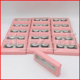 mink false eyelashes natural long Thick 3d fake eyelashes mink 3d lashes volume soft lashes eyelash extension with box