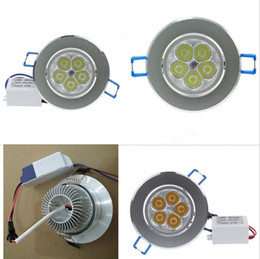 High LED bulb Ceiling light 15W 5x3w LED Downlight Recessed Wall lamp Spot light With LED Driver For Home Lighting