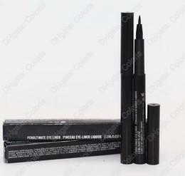 Makeup Eyeliner Rapid Black Penultimate WaterProof Eye Liner Pincil Liquid Eyeliner Pen 1.1ml by ePacked 12pcs