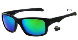 One Pair With Case!High Quality New Sunglasses Fashion Beach Sunglass Outdoor Sport sunglasses Many Colors .