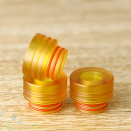 2019 New Arrival 810 Drip Tip PEI 810-510 Adapter Mouthpieces Fit vape 810 Atomizer e cigarette DHL Free