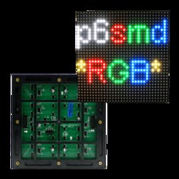 free shipping waterproof P6 (192*192mm) SMD3535 with wide viewing angle outdoor Full Color Led display Module
