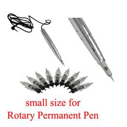 Wholesale 100pcs RL Tattoo needles Disposable Tattoo Permanent Makeup Needles Sterilized Rotary Tattoo Machine Needles for sale