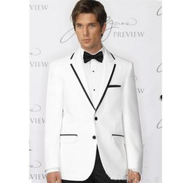 Discount White Tie Suits For Sale | 2017 White Tie Suits For Sale ...