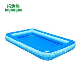 Wholesale 1 Layer swimming pools Rectangular tub Single bath water tank large diameter circular cistern for children245 CM