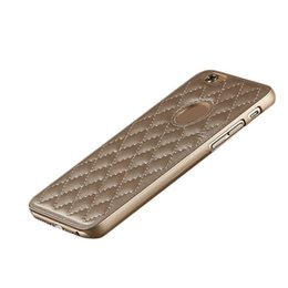 discount waterproof frames s5q waterproof fashion frame back leather case cover protector for iphone 6 plus