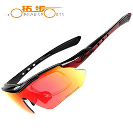 sports sunglasses ag2p  TOPEAK SPORTS Pro Cycling Sun Glasses Outdoor Sports Bicycle Bike Sunglasses  TR90 UV PROTECTION Goggles Eyewear 5 Lens-TSR818