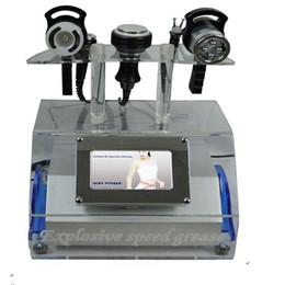 Wholesale Vacuum Ultrasonic Cavitation in Protable Machine Vacuum Radio Frequency K Cavitation Tripolar RF Weight Loss BIO Photon Machine