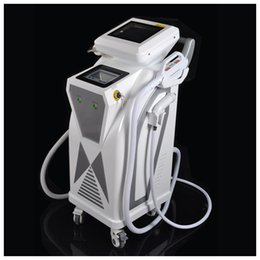 Wholesale 3 in Popular Elight IPL RF Laser tattoo Removal hair removal machine
