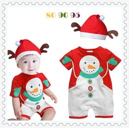 Wholesale Baby rompers costume newborn one pieces romper shirts baby short sleeve bodysuit jumpsuit babywear NEW