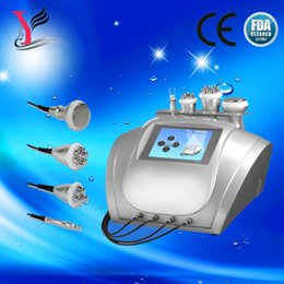 Wholesale 4 in Portable ultrasonic cavitation slimming machine cavitation rf weight loss machine