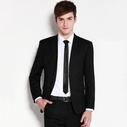 Discount Men S Wear Black Blazer | 2017 Men S Wear Black Blazer on ...