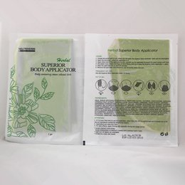 Wholesale 5 Wraps Neutriherbs Body Applicators slimming abdomen belt it works Detoxing Slimming Tightening Toning Firming Weight Loss slim patches
