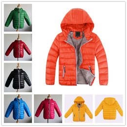 Wholesale Fashion New High Quality children winter outwear Retail Children s Winter Down Jackets Baby Down Coat Boys and girls Outerwear Thickening