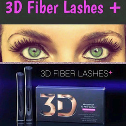 Wholesale 2015 Unique Moodstruck D Fiber Lashes You nique Black color High quality set In stock