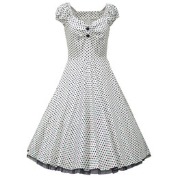 Patterns for retro style dresses – Dress and bottoms