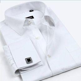 Discount White Formal Shirt Cufflinks | 2017 White Formal Shirt ...