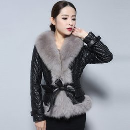 Discount Real Fur Trimmed Coats Women | 2017 Real Fur Trimmed ...