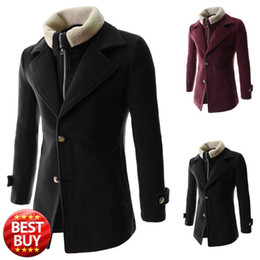 Discount 100 Wool Pea Coat | 2017 100 Wool Pea Coat on Sale at