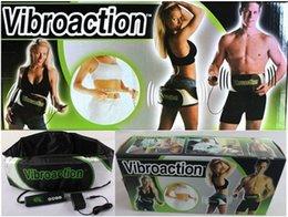 Wholesale hot sale slimming diet products Electric Vibrating Slimming Belt Body Shaper Burning Fat Massage Belt masajeador eléctrico