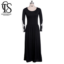 Black maxi dress size 6
