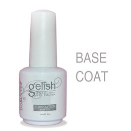 2pcs(1 Base Coat+1 Top Coat) Professional Top Coat & Foundation Base Coat For Led/uv Gel Nail Polish
