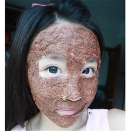 Wholesale 20pcs Pure Natural Seaweed Mask Granule Collagen Whitening Face Lifting Beauty Face Care Beauty Mask White Facial Masks