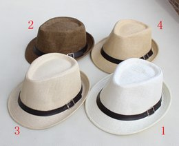 Wholesale new Baby hats kids children s Caps accessories headwear fedora caps T colors