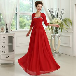 Wholesale Crystal Dresses Sexy Mother of the Bride Dresses Tailor Made In Any Size